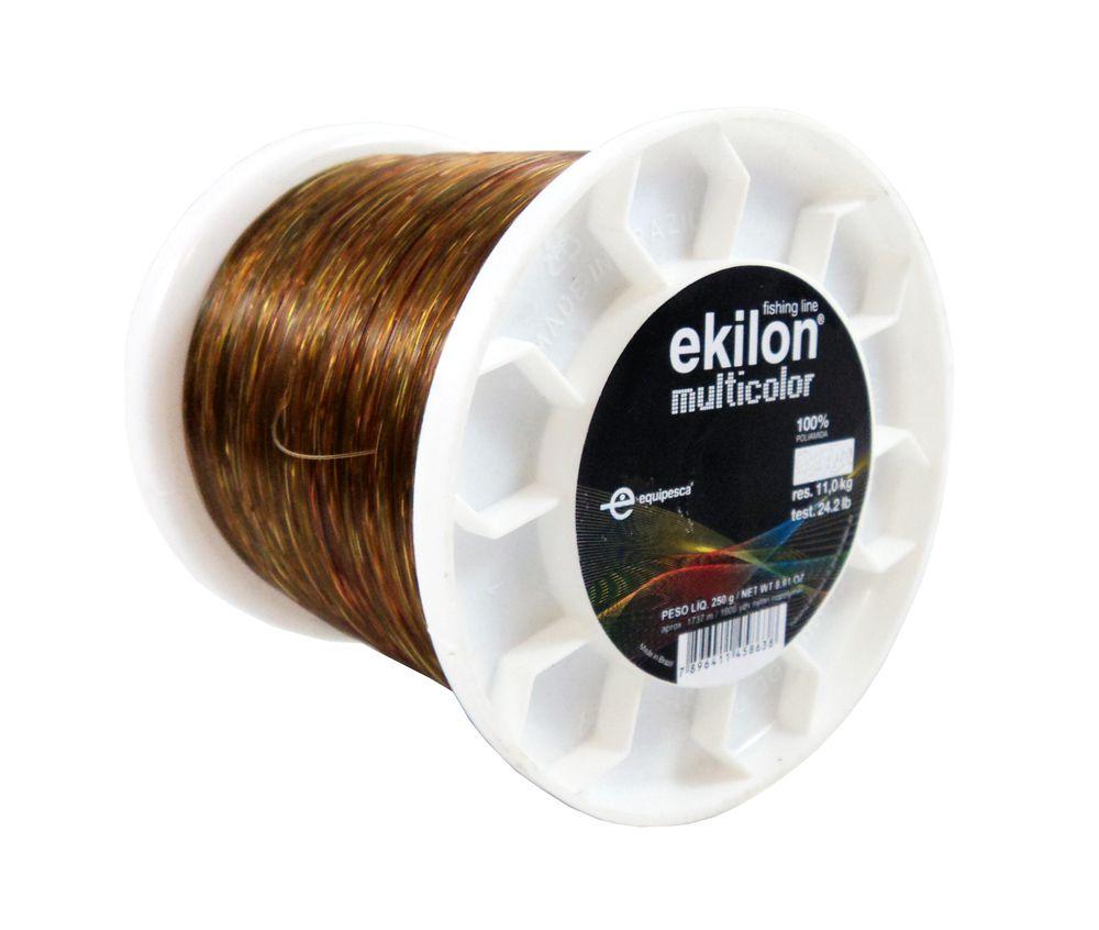 Linha Ekilon Multicolor 0,50mm 1150 Metros 250g