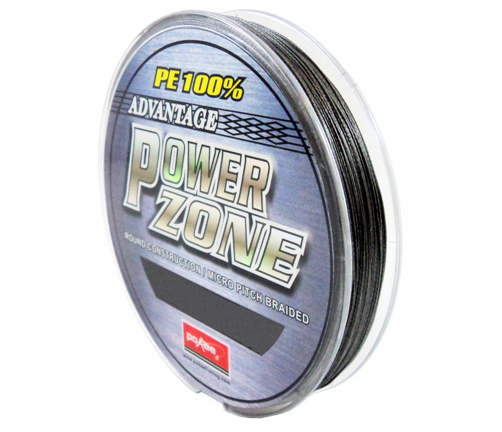 Linha Multifilamento Power Zone 0,20mm 33Lb - 150m