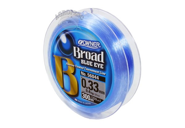 Linha Owner Broad Blue Eye 0.33mm
