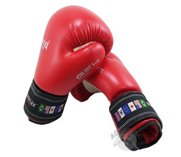 202d78399 Luva de Boxe e Muay Thai Starflex 14 OZ - Agropesc