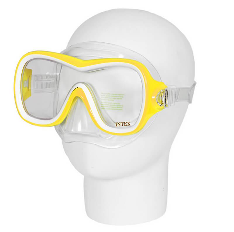 Máscara para mergulho e Natação Rosa Aquaflow Sport Wave Rider Mask Intex 55978
