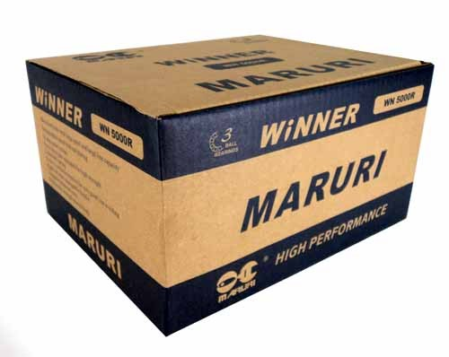 Molinete Maruri Winner 5000R - 3 Rolamentos