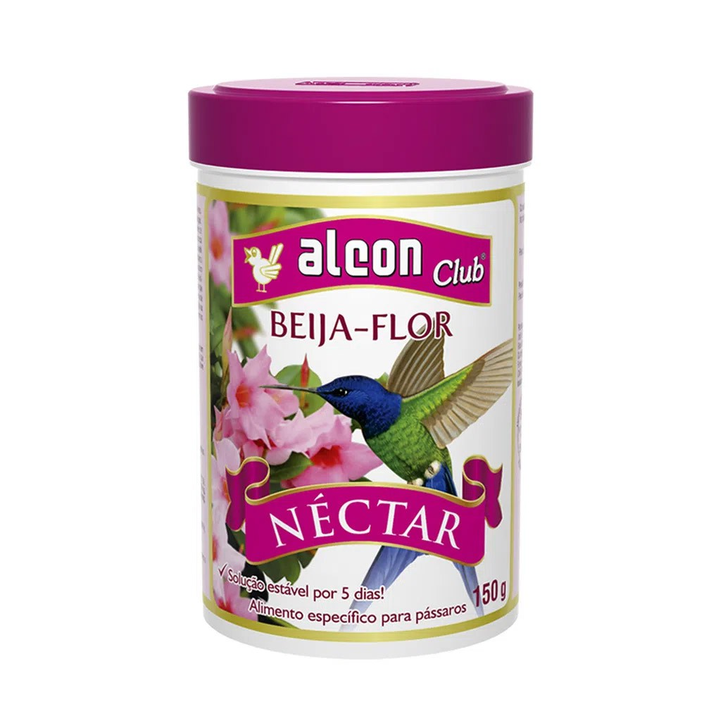 Néctar Para Beija-flor Alimento para pássaros Alcon 150g