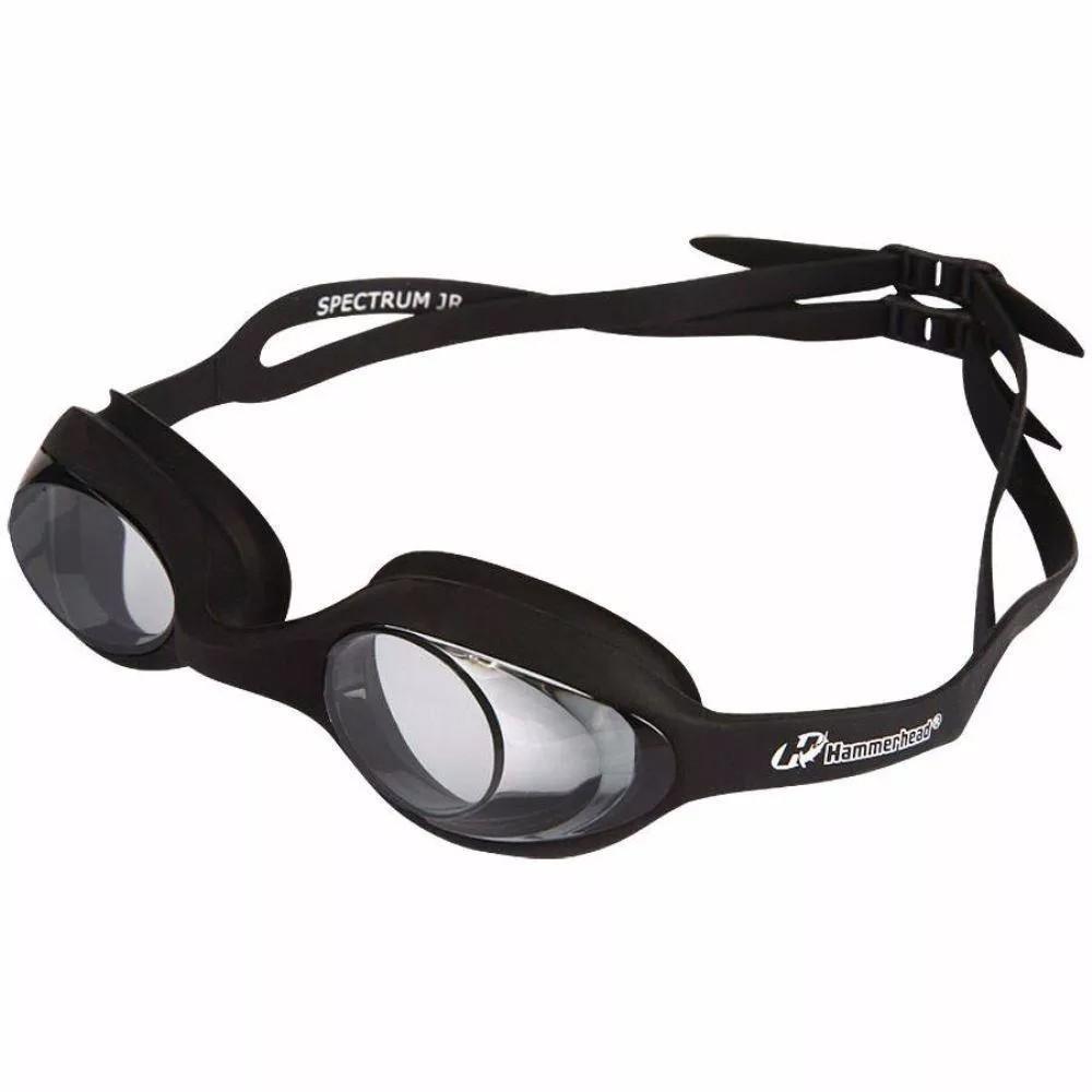Óculos Infantil para Natação Hammerhead  Spectrum Júnior Preto