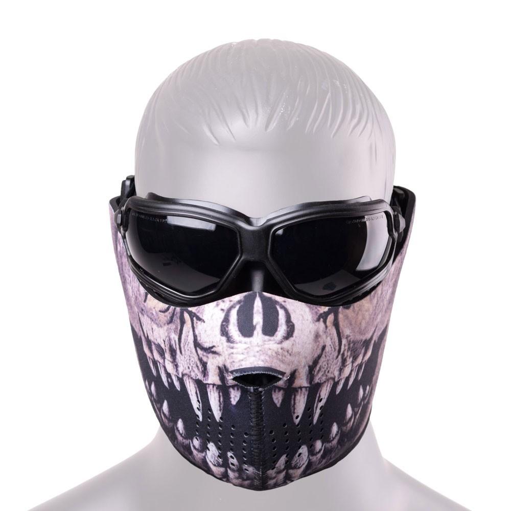 Óculos e Máscara para jogos GameFace