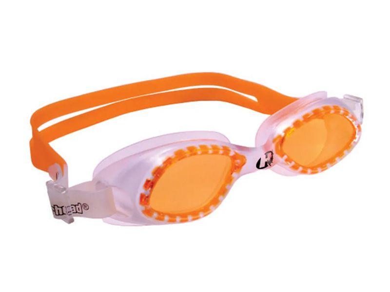 Óculos para Natação Hammerhead Energy Flex Laranja/Transparente