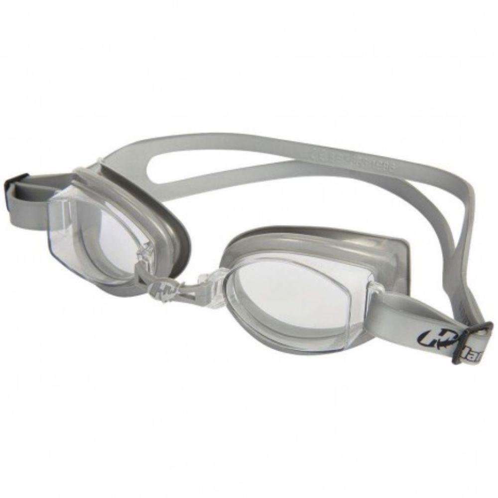 Óculos para Natação Hammerhead Vortex 3.0 Prata com lentes transparentes Antiembaçante