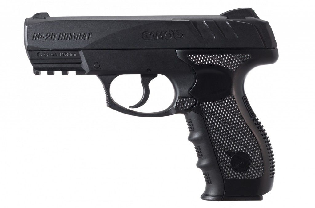 Pistola de Pressão CO2 Gamo GP-20 Combat 4,5mm