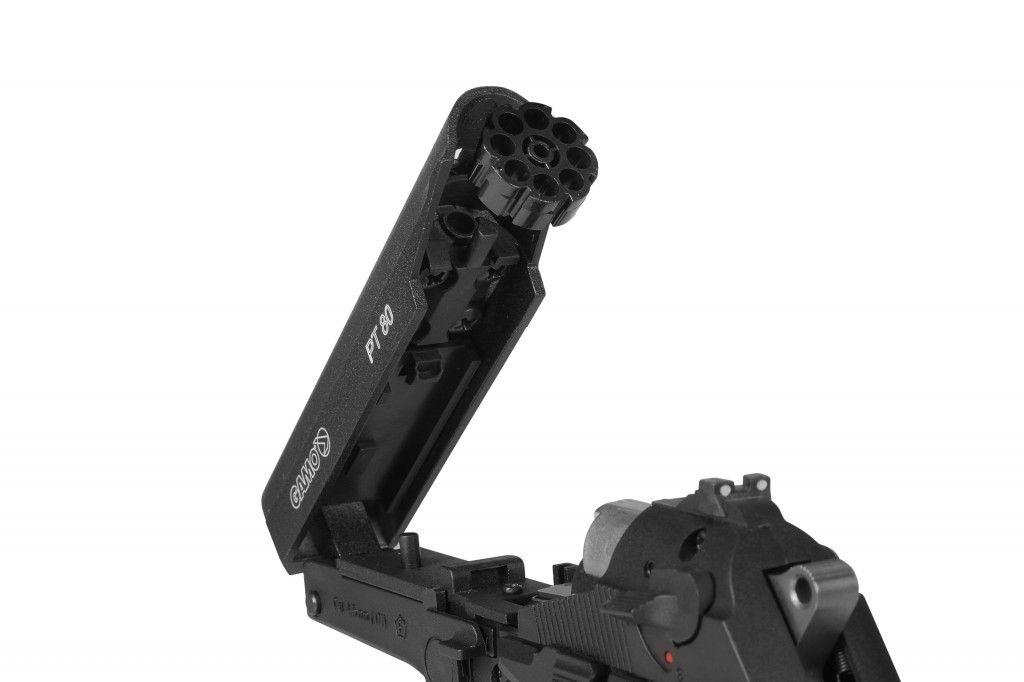 Pistola de Pressão CO2 Gamo PT-80 4,5mm