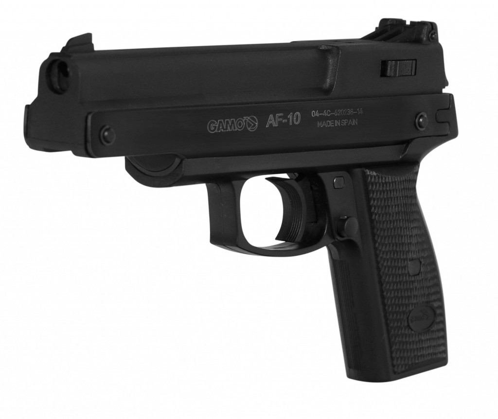 Pistola de pressão Gamo AF-10 4,5mm
