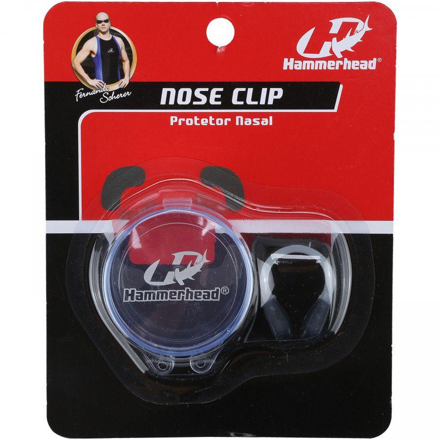 Protetor de nariz para Natação Nose Clip Hammerhead