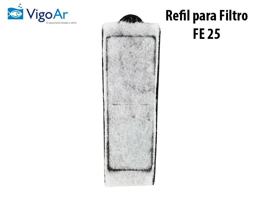 Refil para Filtro FE 25 Aquatech Vigo Ar