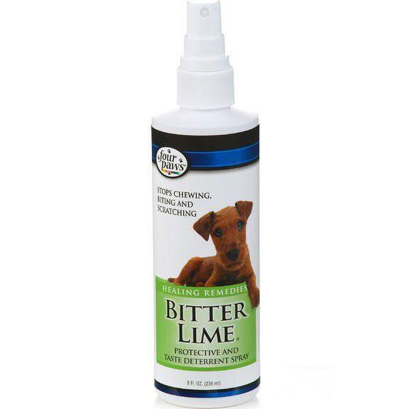 Repelente de uso veterinário Spray Limão Amargo Bitter Lime Chalesco