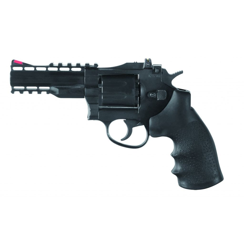 Revolver de Pressão CO2 Gamo GR-Stricker 4,5mm