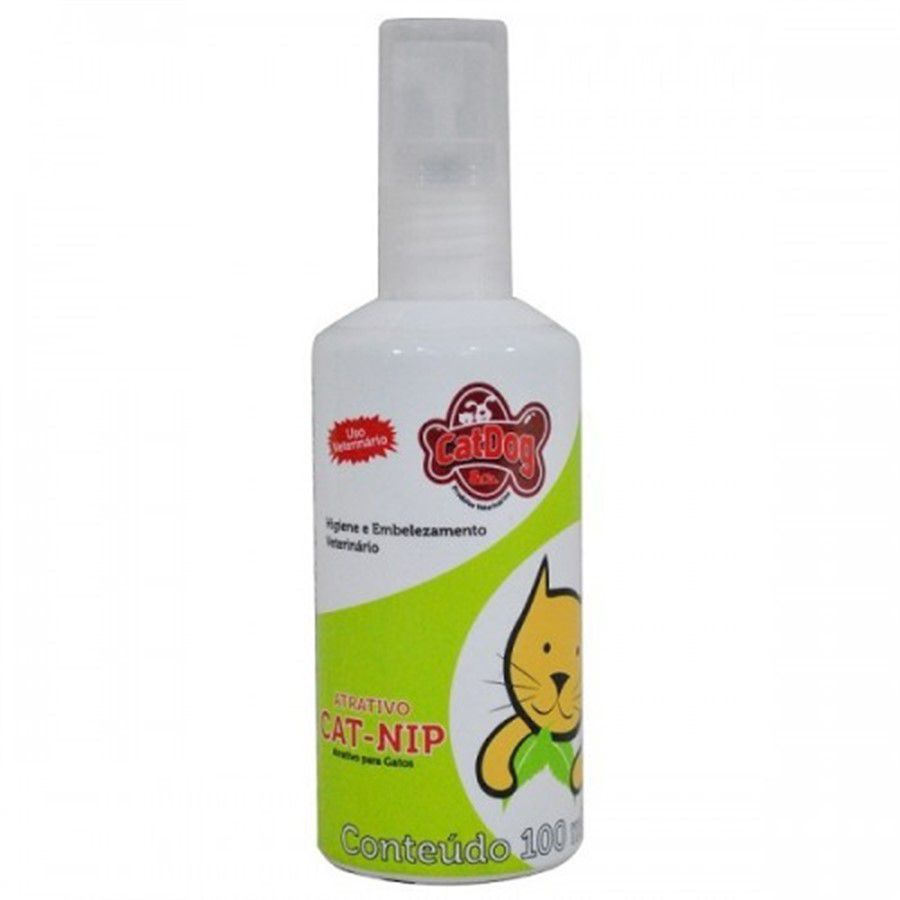 Spray atrativo para Gatos Erva Cat - Nip 100ml