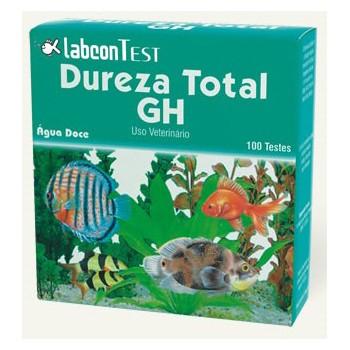 Teste de Dureza Total GH Água Doce Alcon 100 testes