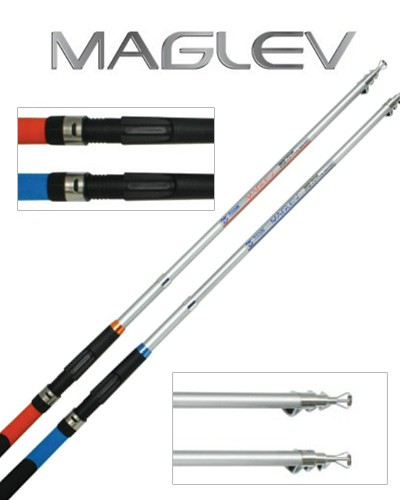 Vara Telescópica para Molinete Pioneer Tackle Maglev 1,50m