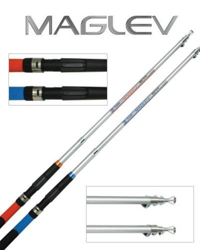 Vara telescópica para Molinete Pioneer Tackle Maglev 1,80M