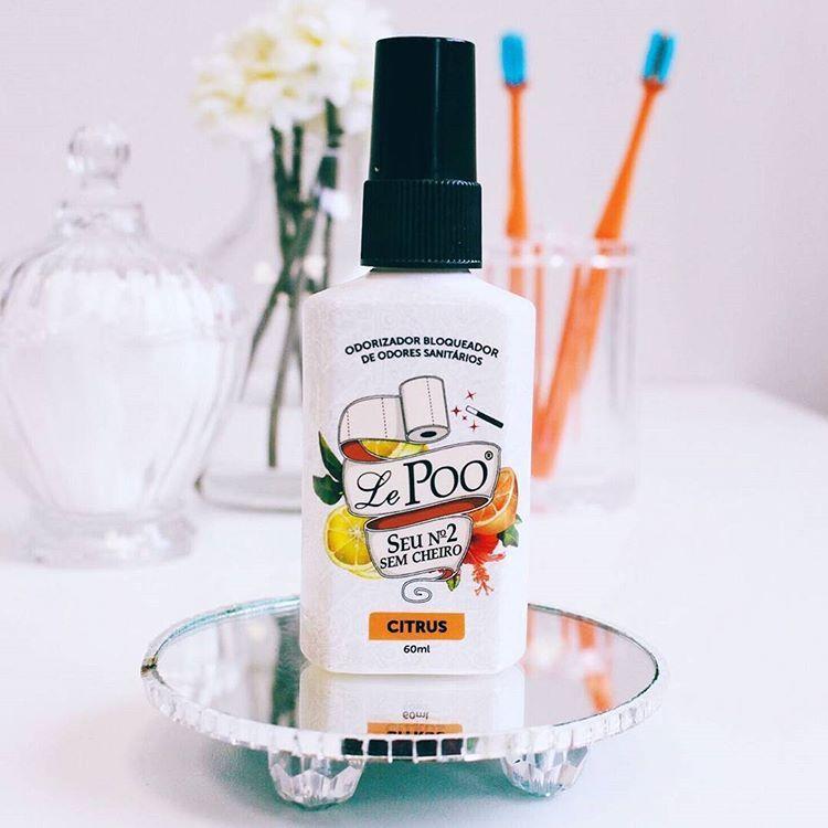 Bloqueador de Odores Citrus LePoo