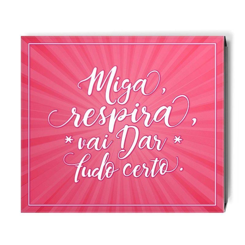 Kit Miga Respira Alecrim  Bloqueador + Sabonete