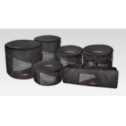 - Bag Capa Para Kit Bateria 6 Peças Soft Case Move