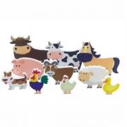 Brinquedo Educativo Amiguinho Animais