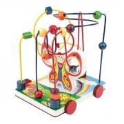 Brinquedo Educativo Aramado Borboleta Montessori