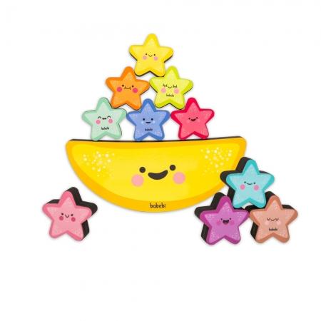 Brinquedo Educativo Pedagógico Equilibrando Estrelinhas