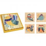 Brinquedo Educativo -Quebra Cabeça Palitos Ar