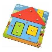 Brinquedo Pedagógico e Educativo - CASA