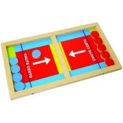 Brinquedo Pedagógico e Educativo - Chute Certo