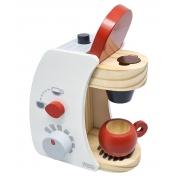Brinquedo Educativo Cafeteira Eletrica - Comidinha De Brinquedo Casinha