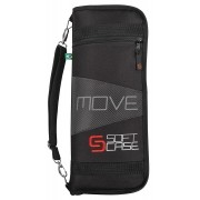 Capa Baqueta Soft Case Move P Super Luxo