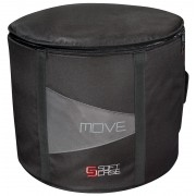 Capa Bumbo Soft Case Move 18x16 Super Luxo