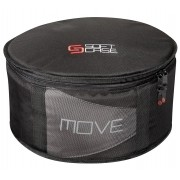 Capa Caixa Bateria Soft Case Move 14x6.5 Super Luxo