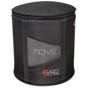 Capa Surdo Soft Case Move 14x14 Super Luxo
