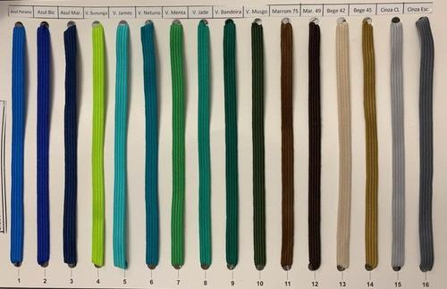 Elástico Chato 5 mm 10 Metros - Para agendas/Cadernos/Moleskines
