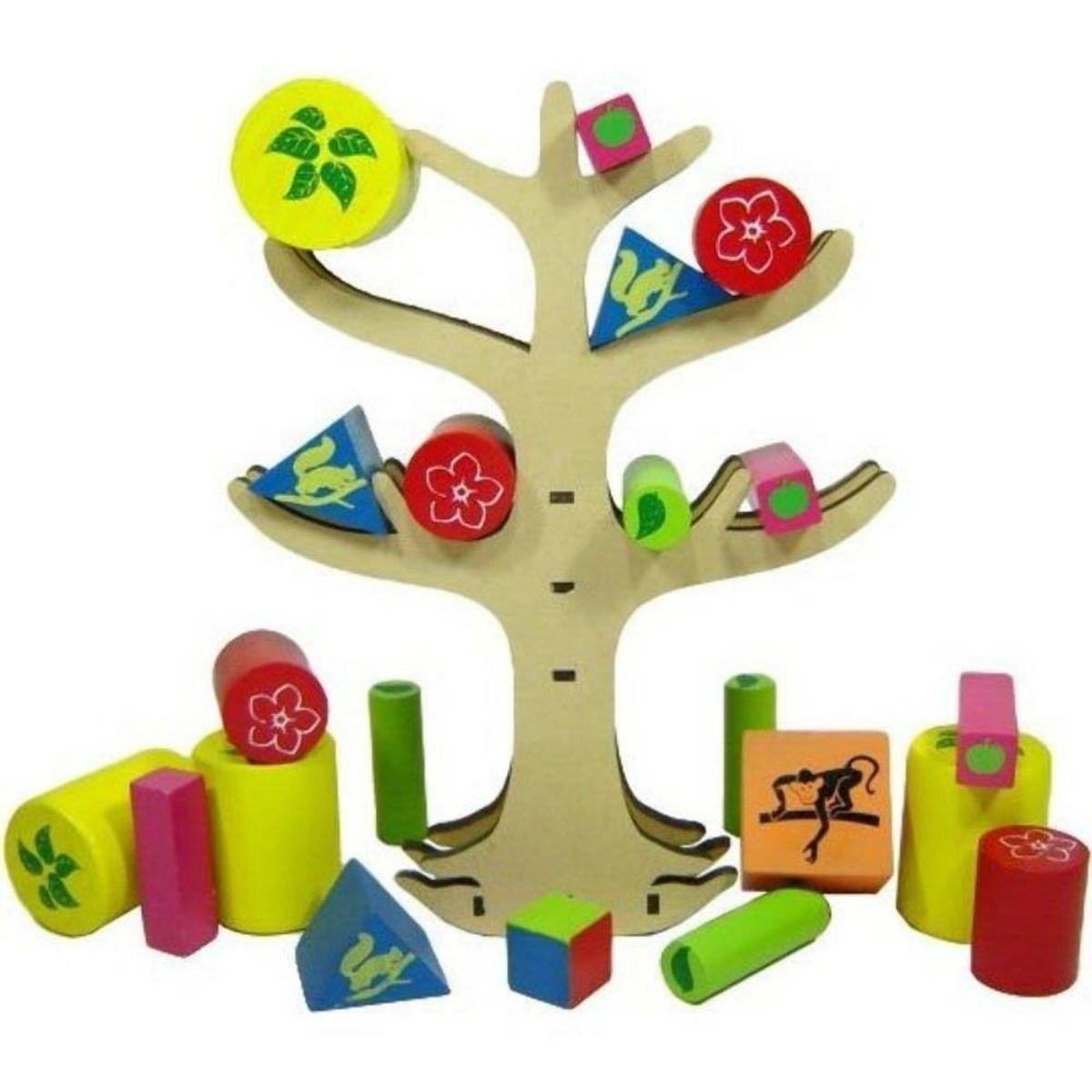 Brinquedo Educativo Equilíbrio - Arvore
