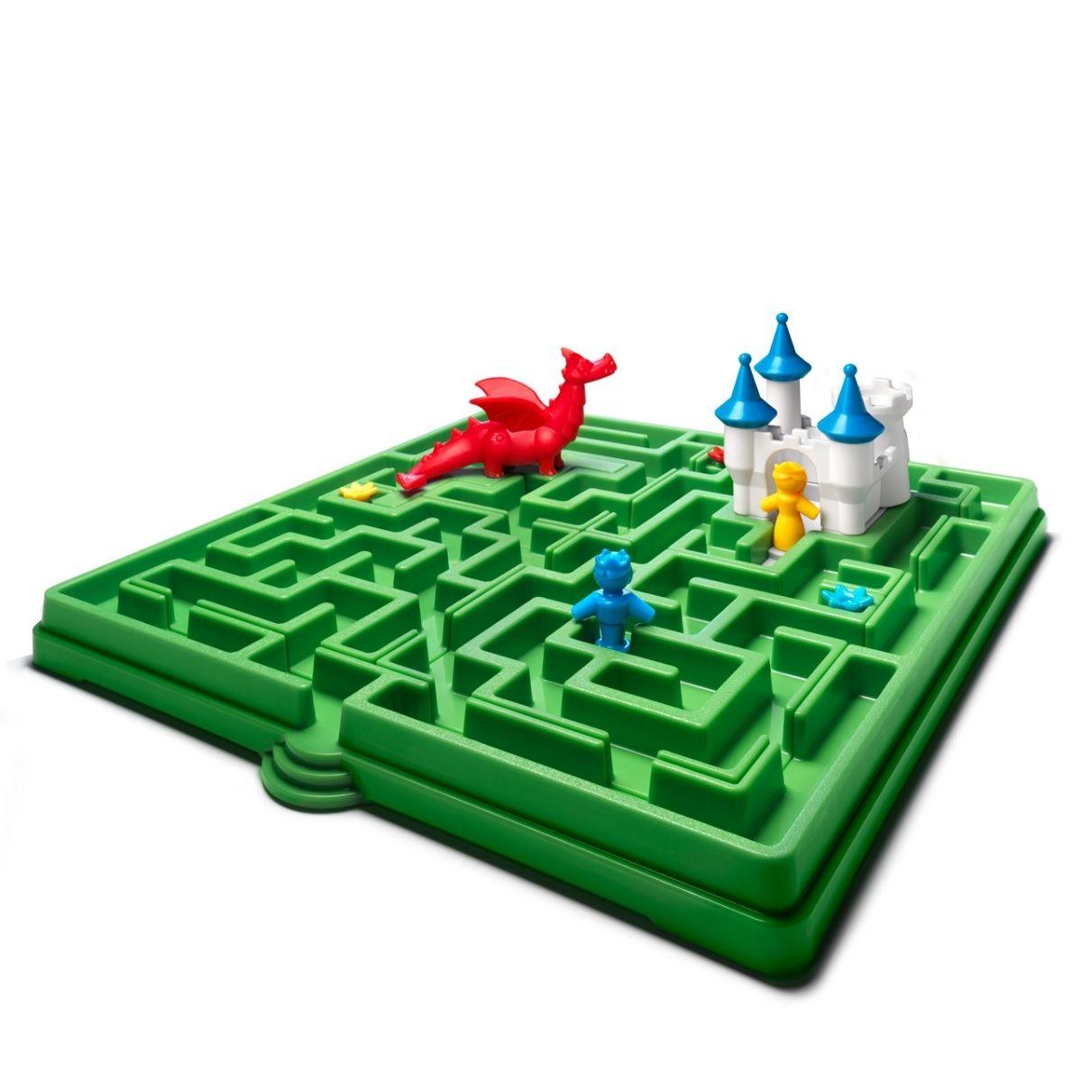Brinquedo Educativo Labirinto - Sleeping Beauty