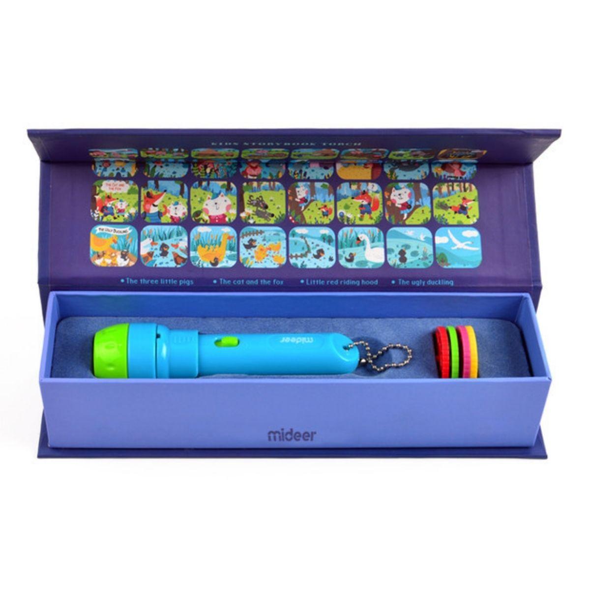 Brinquedo Educativo  Lanterna - Contando Histórias