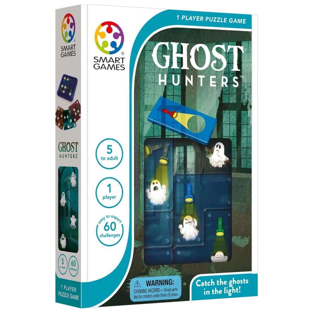 Brinquedo Educativo  Lúdico -Caçadores de Fantasmas -Ghost Hunters