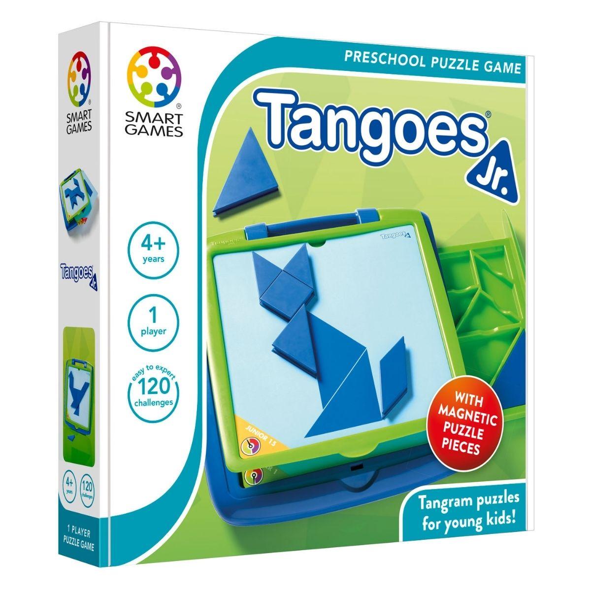 Brinquedo Educativo LúdicoTangoes Jr