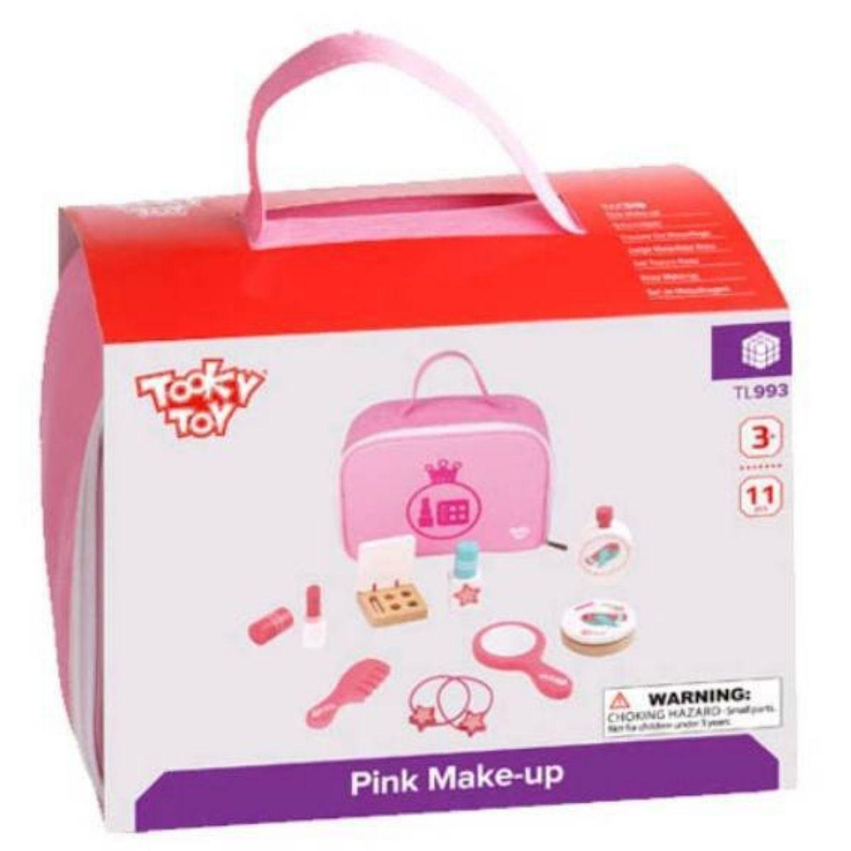 Brinquedo Maleta Maquiagem Lúdico