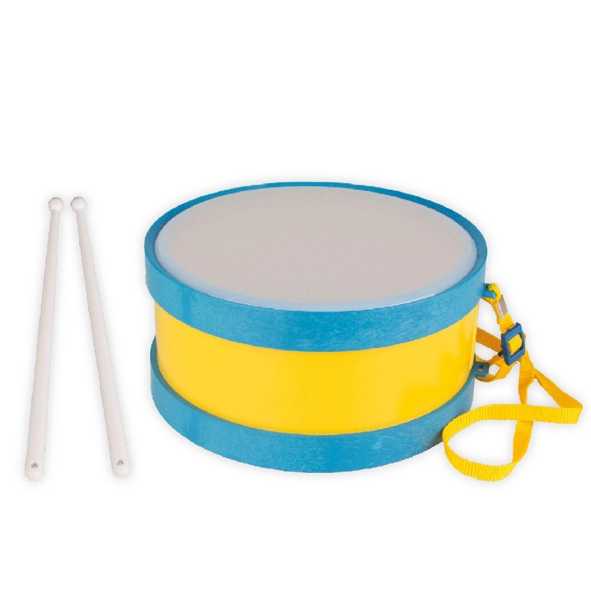 Brinquedo Musicalização Infantil Tambor Pequeno