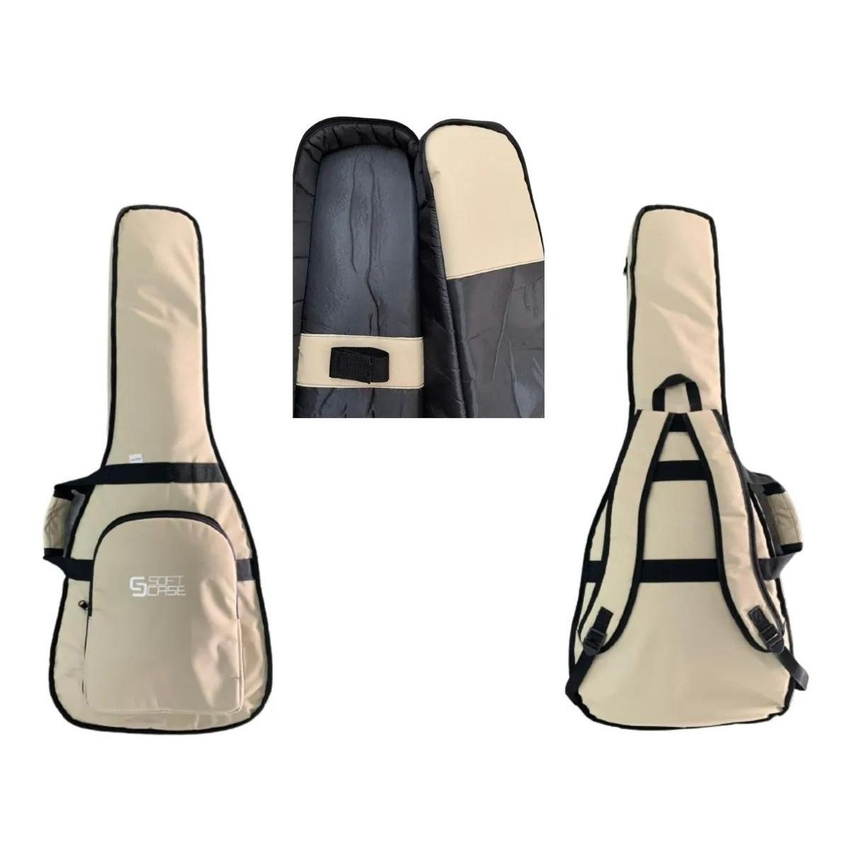 Capa Baixo Formato Acolchoada Luxo Start Soft Case