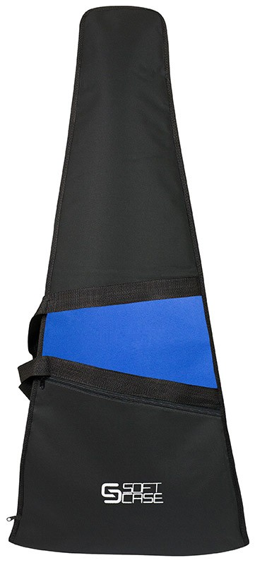 Capa Baixo Soft Case Start Almofadada - Azul