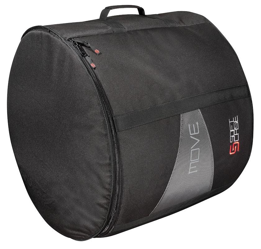 Capa Bumbo Soft Case Move 18x16 Super Luxo