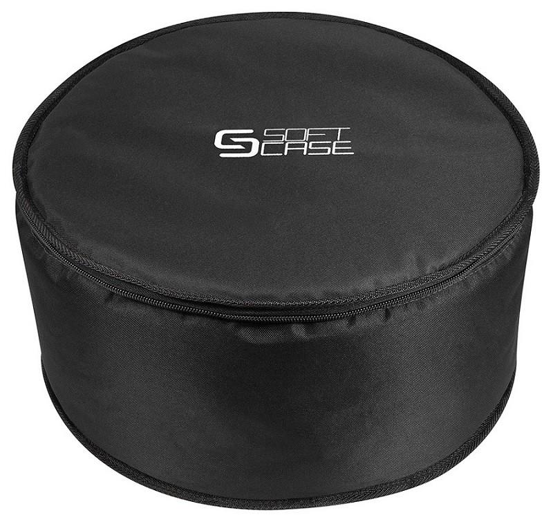 Capa Caixa Bateria Soft Case Start 14x8 Almofadada