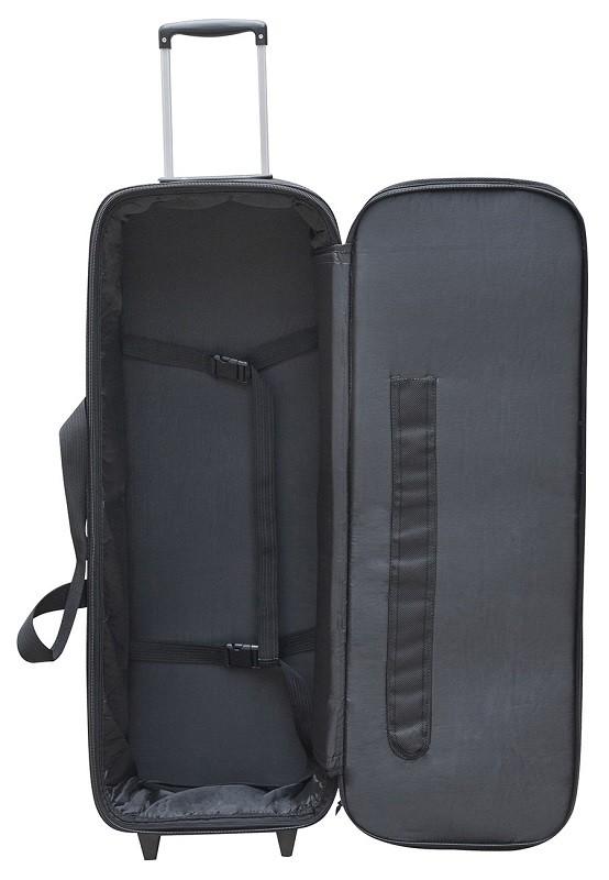 Capa Ferragem Bateria Soft Case Move Com Rodinhas Super Luxo