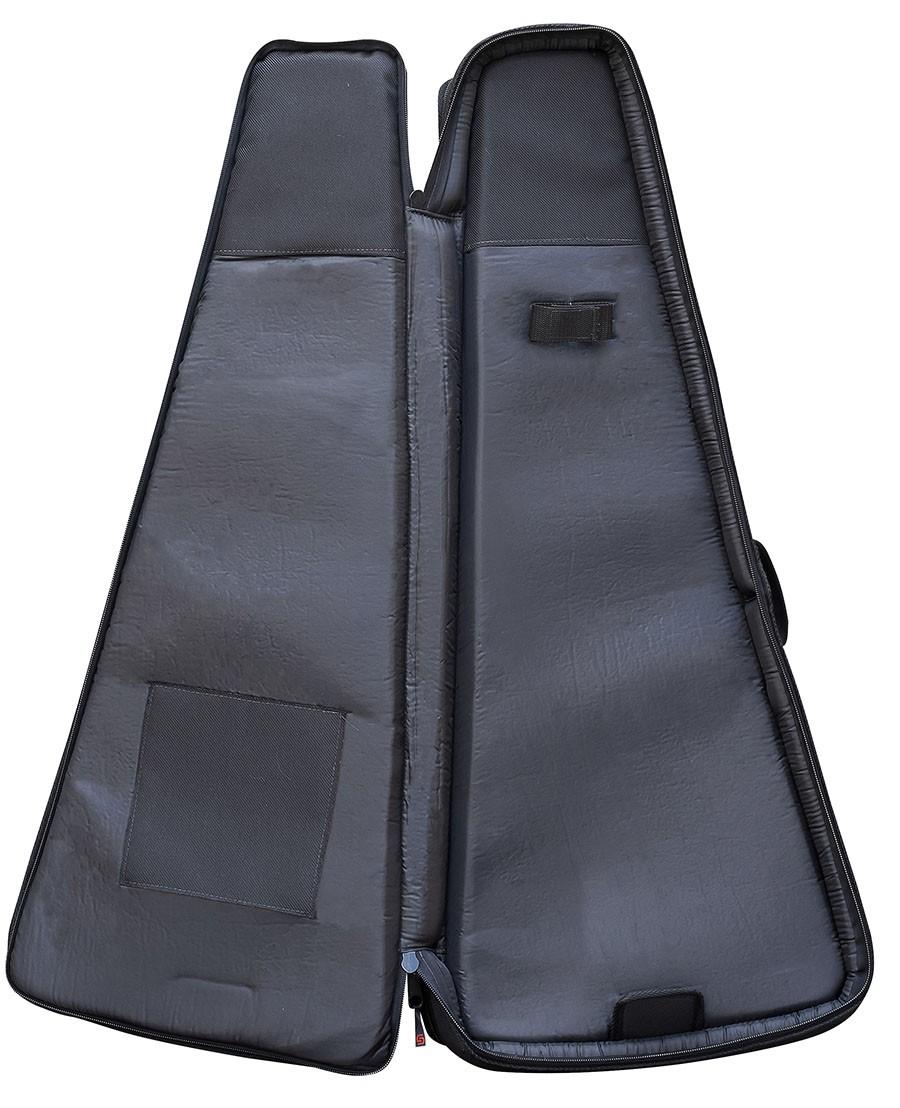 Capa Guitarra Soft Case Move Dupla Super Luxo